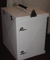 MED Aluminum Transport Box CALL TO PURCHASE