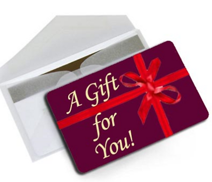 Gift Certificates 100.00