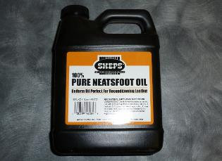 Neats foot oil 16 or 32 ounces available