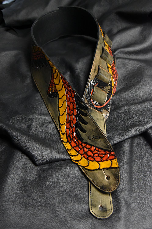 "Dragon Strap 4"" wide"