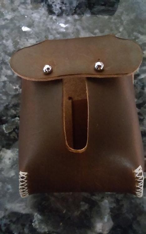 Brown hood protector