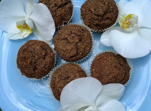 Vegetarian muffins