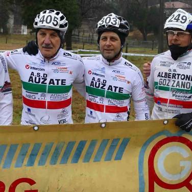 M.R.G - Albertoni Auzate