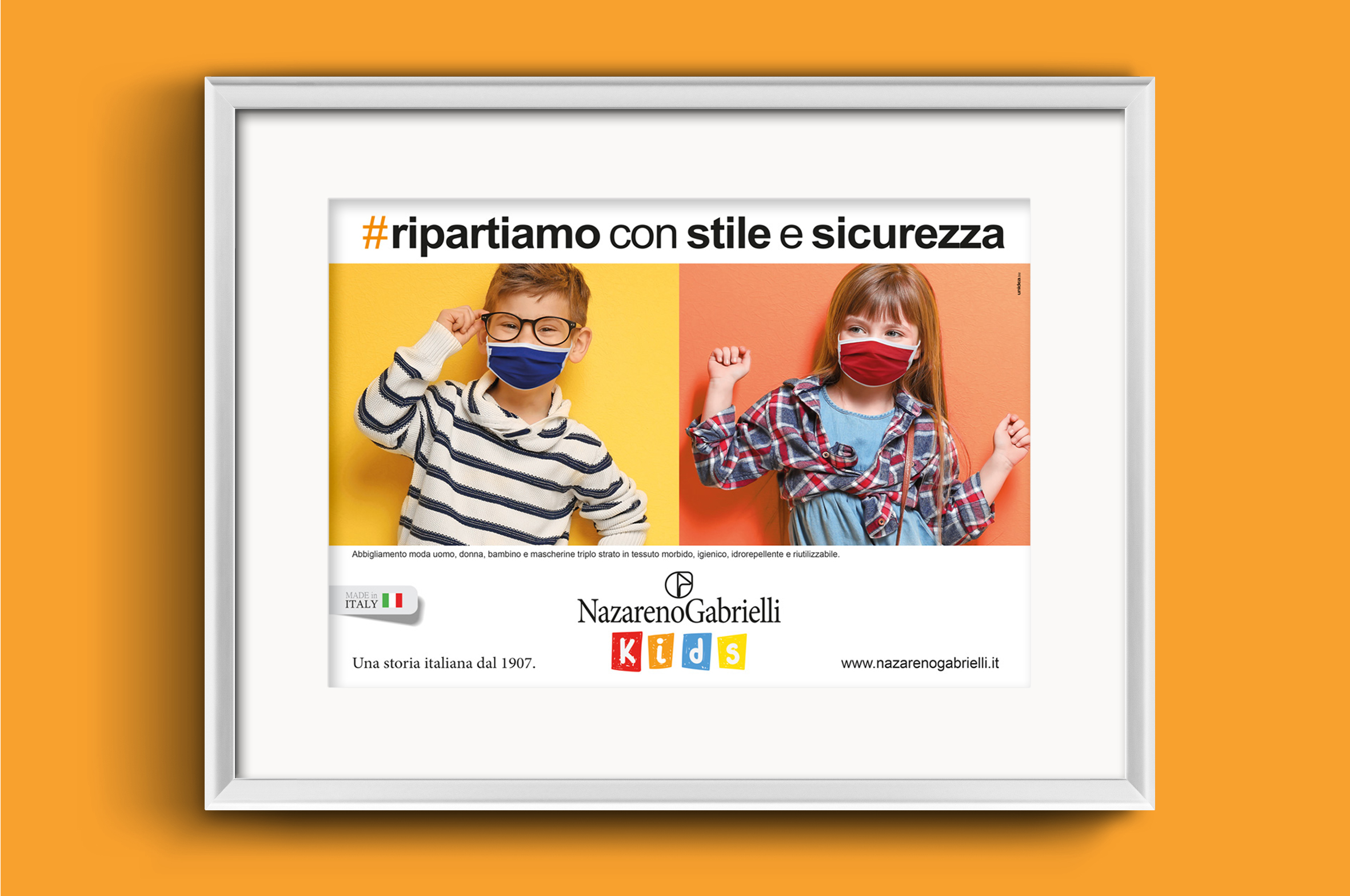 Nazareno Gabrielli Kids