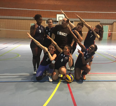 Cap NORD 4x4 fille 2 FSGT volley