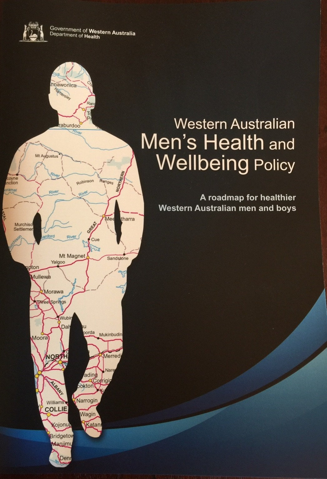 WA Men's Health and Wellbeing Policy