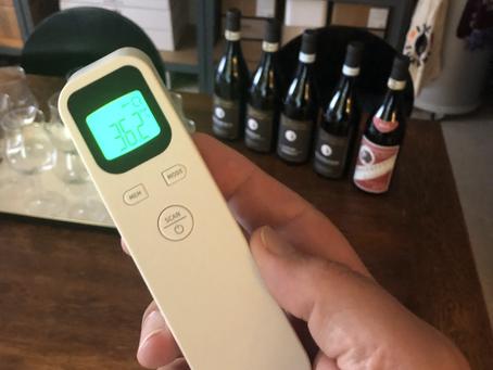 Få målt din temperatur