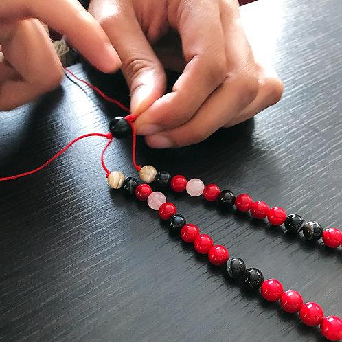 Custom Reiki Antojai Blessed Bracelet