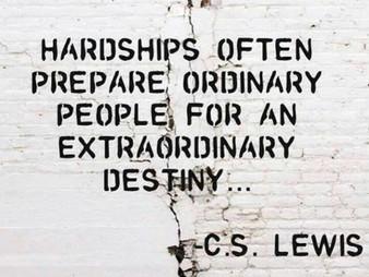 Afrontando la adversidad