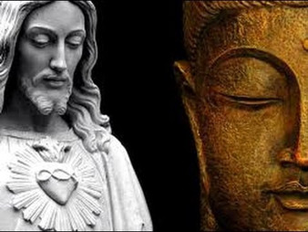 El sufrimiento visto desde el budismo, el cristianismo y la psicoterapia.