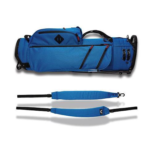 JONES UTILITY TROUPER STAND BAG - PACIFIC BLUE
