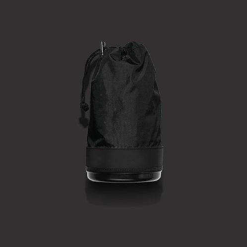 JONES RANGER SHAG BAG AND COOLER - BLK/BLK