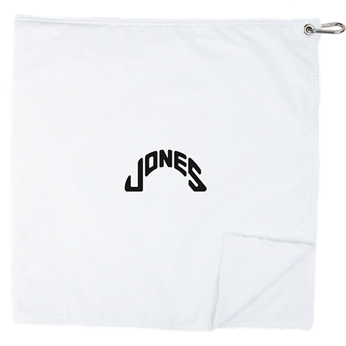 STORM TOWEL X JONES - WHT/WHT