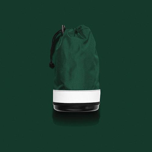 JONES RANGER SHAG BAG AND COOLER - GRN/WHT