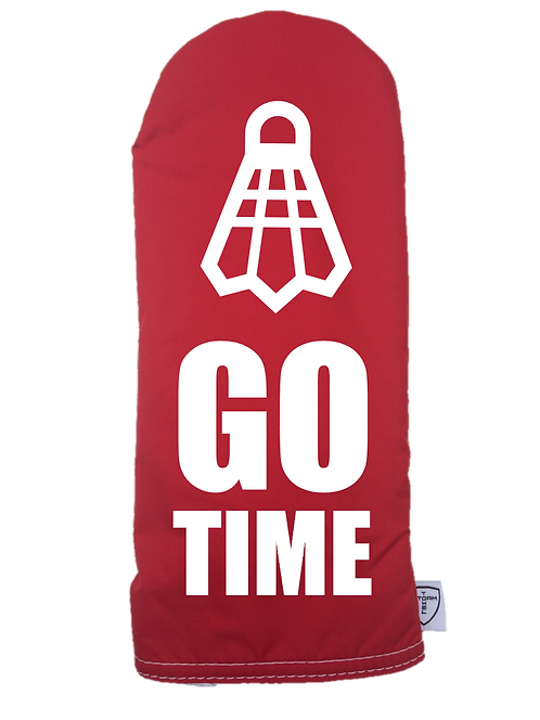 STORM COVER - FAIRWAY - GO TIME - RED/WHT