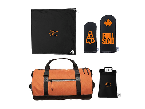 OCTOBERFEST PACKAGE - BLK/BLK/ORNG