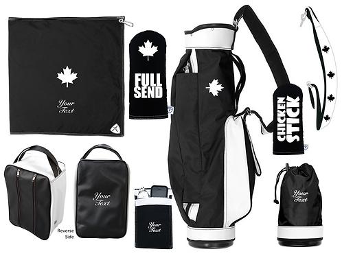 JONES ORIGINAL CANADA PACKAGE - FULL SEND - BLK/WHT