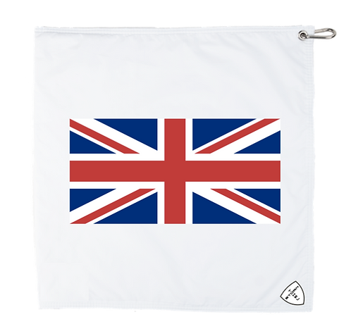 STORM TOWEL - WHT/WHT - UK
