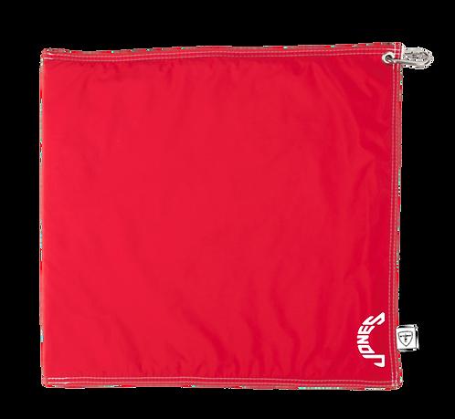 STORM TOWEL X JONES - RED/WHT