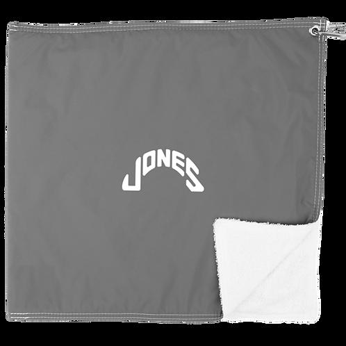 STORM TOWEL X JONES - GRY/WHT