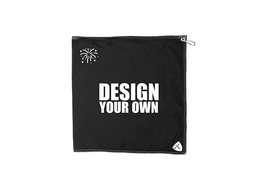 STORM TOWEL - DESIGN YOUR OWN