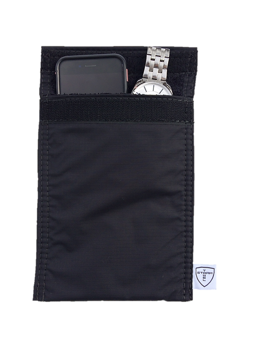 STORM POUCH - SPECIAL EDITION - ALL BLACK