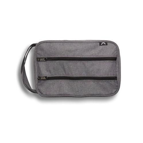 JONES CLASSIC SHOE BAG - HTH/GRY