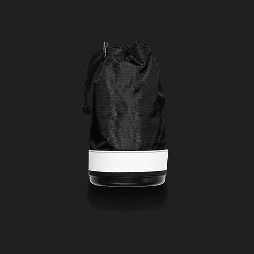 JONES RANGER SHAG BAG AND COOLER - BLK/WHT