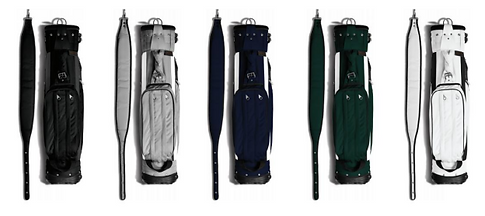 Jones Classic Stand Bag - Front - Collag