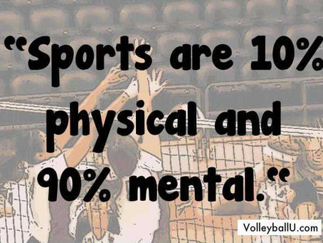 An Athlete's Mental Health Journey