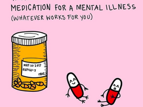 Pill Shaming in the World of Mental Health