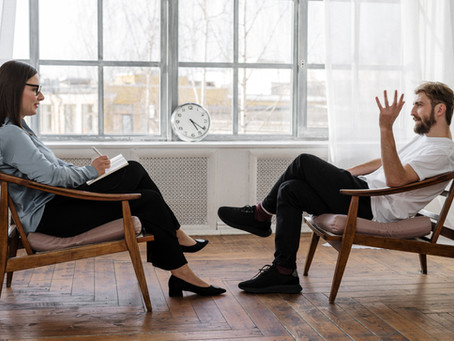 What to Expect on Your First Therapy Session
