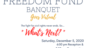 45th Annual Freedom Fund: What's Next?