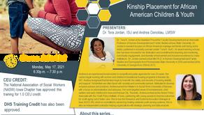 Recruitment & Retention of Foster Parents: Kinship Placement