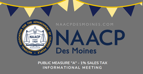1% Sales Tax Informational Meeting - Postponed to Feb 7th