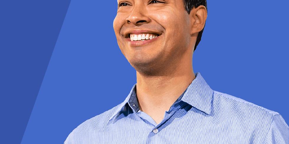 NAACP Des Moines Presents 2020 Conversation w/ Julian Castro