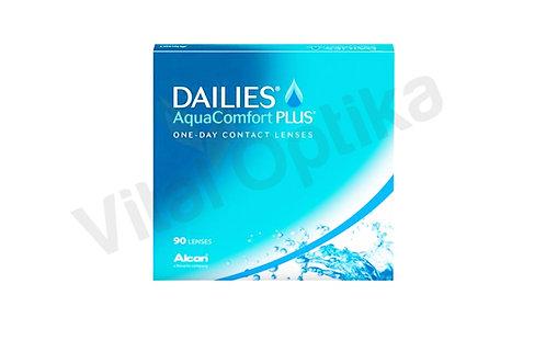 Dailies AquaComfort Plus kontaktlencse (90 db) (-0,50 D-tól -6,00 D-ig)