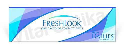 FreshLook One-Day kontaktlencse 10 db (-0,50 D-tól -6,00 D-ig)