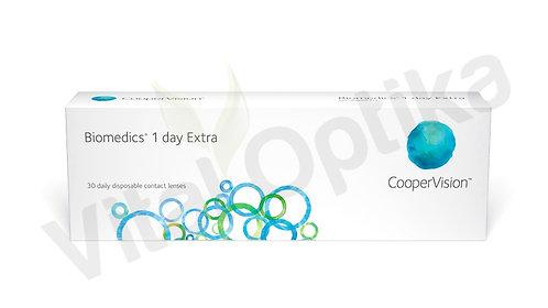 Biomedics 1 day Extra kontaktlencse (30 db) (+0,25 D-tól +6,00 D-ig)