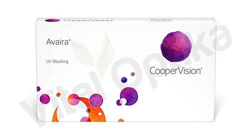 Avaira Vitality kontaktlencse (3 db) (-6,50 D-tól -12,00 D-ig)