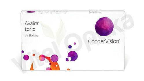 Avaira Vitality toric kontaktlencse (6 db) (+0,25 D-tól +8,00 D-ig)