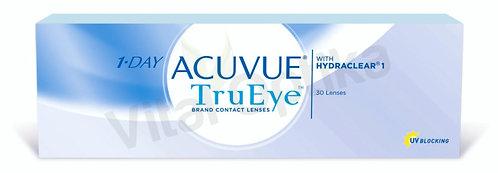 1-DAY Acuvue TrueEye kontaktlencse (30 db) (-6,50 D-tól -12,00 D-ig)