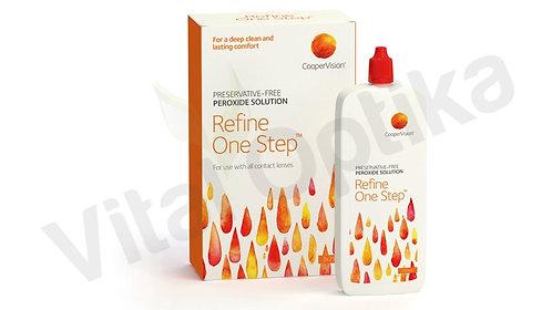 Refine One Step (60 ml) kontaktlencse folyadék tokkal