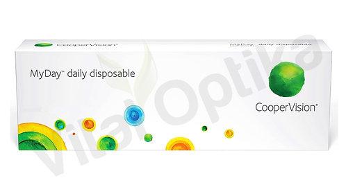 MyDay kontaktlencse (30 db) (+0,50 D-tól +8,00 D-ig)