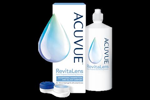 ACUVUE RevitaLens (100 ml) kontaktlencse folyadék tokkal