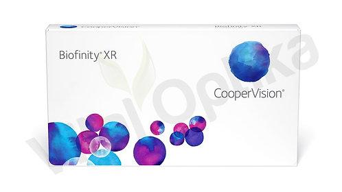 Biofinity XR kontaktlencse (3 db) (+8,50 D-tól +15,00 D-ig)