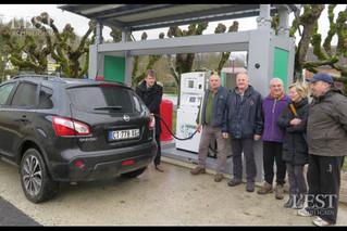 Une station-service mise en route à MONTIERS-SUR-SAULX (Est Républicain)