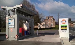 L'inauguration de la Station d'Etreaupont (France 3 Picardie)