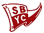 SBYC Burgee Red and White Vector.png