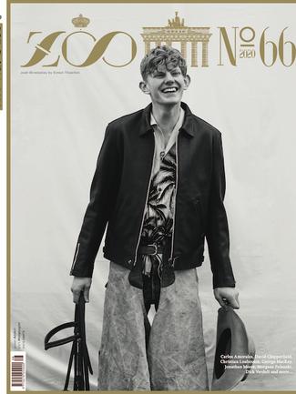 Zoo magazine no,66 cover.